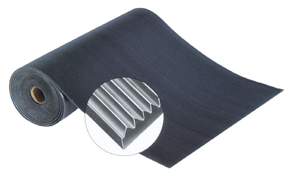 Standard-Corrugated-Rubber-Matting—All-Rubber